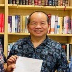 王美锺牧师博士马来西亚浸信神学院院长以及 MATS (马来西亚神学院校协会) 主席
